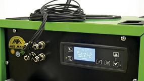 Foto de Kill Mann, el calefactor eléctrico de alta temperatura de Met Mann