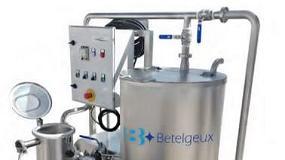 Foto de Betelgeux acerca a Expoliva su gama de productos para la limpieza de la almazara