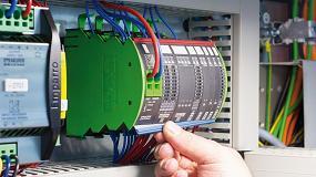 Foto de Máxima modularización de la distribución de corriente con Mico Pro de Murrelektronik