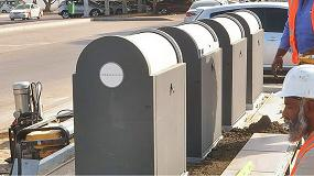 Foto de Formato Verde instala 22 contenedores subterráneos para servicios de recogida de residuos en la capital de Oman, Muscat