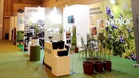 Foto de Las novedades en agricultura ecológica y productos respetuosos con el medioambiente centran la participación de Projar en Infoagro 2017