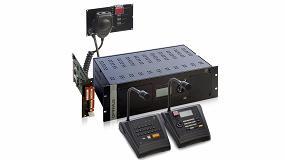 Foto de Optimus presenta su sistema de megafonía y alarma por voz Compact System