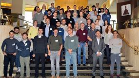 Foto de Cener organizó la reunión anual de los socios del Proyecto Newa