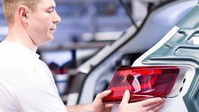 Foto de Producción de automóviles por el carril rápido