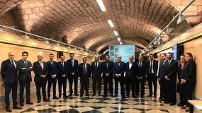Foto de Zaragoza acoge la reunión de la Mesa de Directores Generales de Carreteras de Comunidades Autónomas y Diputaciones Forales