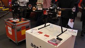 Foto de GAM incorpora los drones a su oferta comercial con la integración de Vuelox