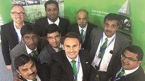 Foto de Murrelektronik inaugura su delegación en India