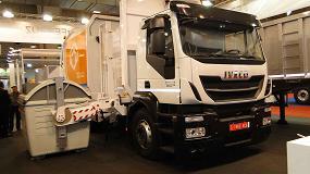 Foto de El Grupo Industrial Ferruz presenta en Smopyc su nuevo camión recolector de basuras