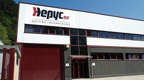 Foto de Hepyc pone en marcha una nueva planta de fabricación avanzada