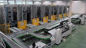 Foto de Cenfarte confia a SSI Schaefer su nuevo almacén automático
