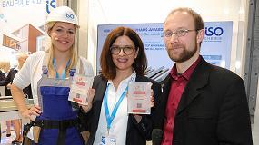 Foto de ISO-Chemie recibe dos premios Passivhaus