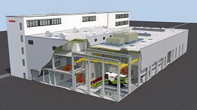 Foto de Claas construye un nuevo laboratorio de ensayos