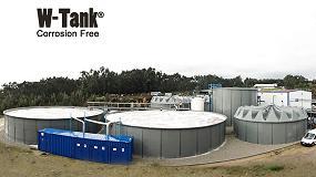 Foto de Toro Equipment suministra ocho tanques W-Tank para la EDAR de una industria cárnica en Portugal