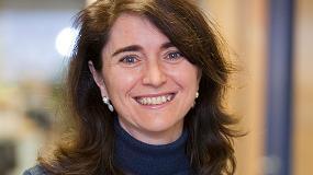 Fotografia de Teresa Rasero, nueva presidenta de AEGE