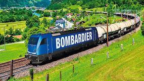 Foto de Bombardier presenta las novedades de su plataforma de locomotoras en la Transport Logistic 2017 de Múnich