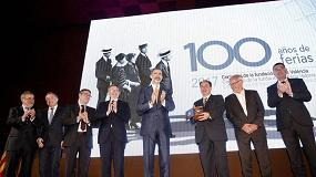 Foto de Eurobrico, presente en el centenario de Feria Valencia