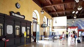 Foto de Adif invertirá 120.000 euros en la mejora en la estación de Cartagena (Murcia)