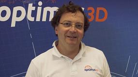 Foto de Entrevista a Alberto Ruiz de Olano, CTO y cofundador de Optimus 3D