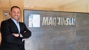 Foto de Entrevista a Anton Bravo, responsable de la división 3D de Maquinser