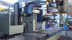 Foto de NC Service reconstruye fresadoras de bancada Correa A25 y A30 para la industria francesa