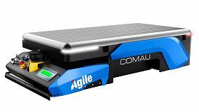 Foto de Comau lanza Agile 1500, una plataforma móvil autónoma, modular, escalable y reconfigurable