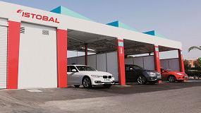 Foto de ISTOBAL lanza en Autopromotec su última novedad en puentes de lavado con una nueva imagen corporativa