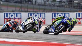 Foto de MotoGP confía un año más en la tecnología de impresión de Roland DG
