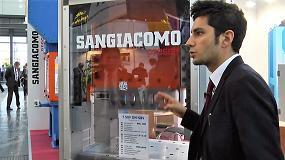 Foto de El fabricante de prensas Sangiacomo cumple 60 años de trayectoria