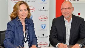 Foto de Henkel Ibérica firma un acuerdo de colaboración con Fundación Quiero Trabajo