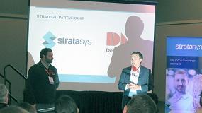 Foto de Stratasys y Desktop Metal amplían su colaboración estratégica para potenciar la fabricación aditiva metálica