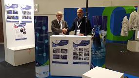 Foto de La AEI Tèxtils y el Clúster de Textiles Técnicos marroquí firman un acuerdo de colaboración