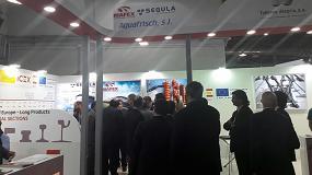 Foto de Iran Rail Expo y el Congreso de transporte público UITP en Canadá acogen a la industria ferroviaria española