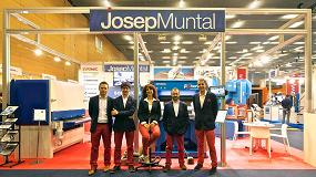 Foto de Josep Muntal, presente en Advanced Factories 2017