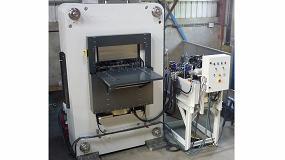 Foto de Hidrogarne diseña una prensa hidráulica de arco rígido por segmentos