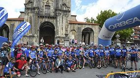Foto de WNT celebra su primera marcha ciclista en Gipuzkoa