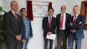Foto de Elesa+Ganter Ibérica inaugura su nueva sede