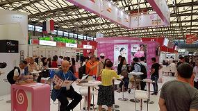 Foto de 12 empresas muestran la calidad de la carne de porcino española en la mayor cita de alimentación en China