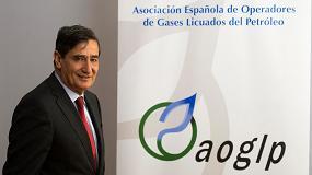 Foto de Santiago Pérez, nuevo director general de la AOGLP