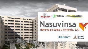 Fotografia de Nasuvinsa, una propuesta sostenible