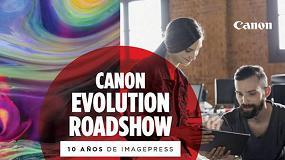 Foto de Canon presenta en Madrid su Evolution Roadshow para celebrar los 10 años de la gama Imagepress
