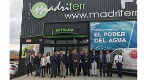 Picture of Madriferr presenta su estrategia con la que quiere ser líder nacional
