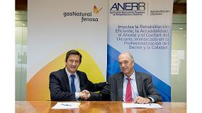 Foto de Gas Natural Servicios elige a Anerr para lanzar el proyecto Rehabilita & Confort
