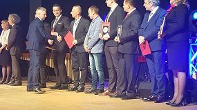 Foto de MB Crusher conquista el Premio a la Innovación en la feria Autostrada Polska