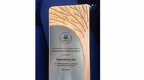 Foto de Hypertherm, galardonado con distintos premios concedidos por la EPA y The Manufacturing Institute
