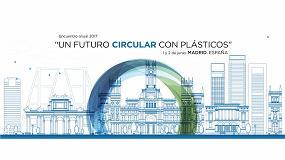 Foto de Todo preparado para Un Futuro Circular con Plásticos, el evento de Anaip y EuPC que se celebra los días 1 y 2 de junio en Madrid