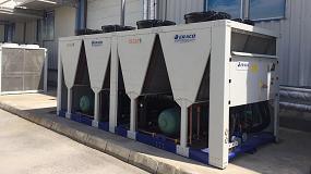 Foto de Centrotécnica, nuevo distribuidor de los refrigeradores de agua técnicos de Eranco