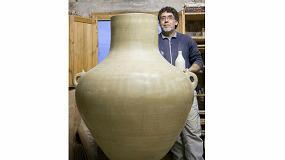 Foto de Entrevista a Joan Carles Llarch, ceramista