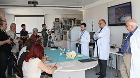 Foto de El hospital Parc Taulí ya planifica intervenciones quirúrgicas con modelos impresos en 3D