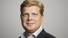 Foto de Arnoud Klerkx, nuevo miembro ejecutivo de Kramp