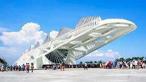 Picture of El Museo del Mañana de Río de Janeiro, con vidrio español de Guardian Glass, gana el Premio Mipim 2017